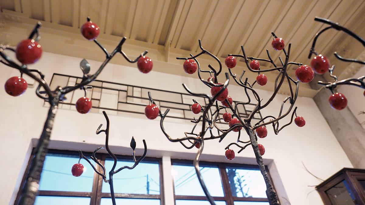 リンゴの森